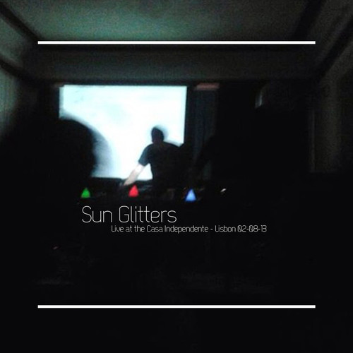 Sun Glitters live show recorded in Lisbon