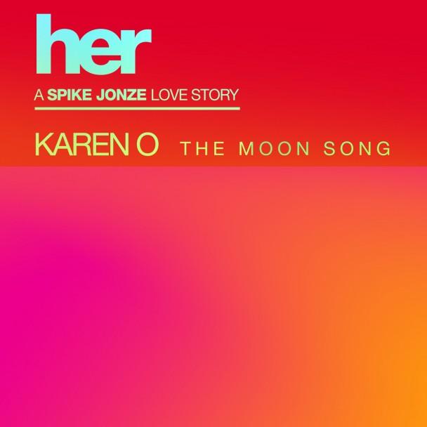 Karen-O-The-Moon-Song