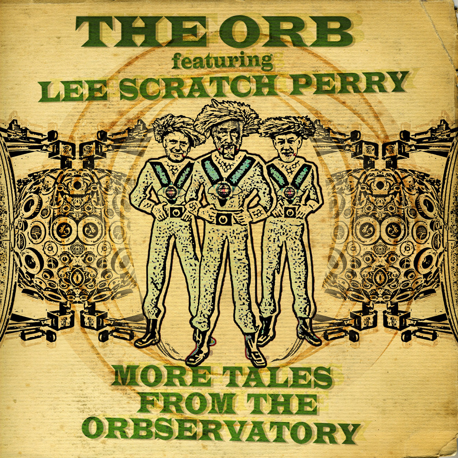 COOKCD587 The Orb - More Tales From The  Orbservatory