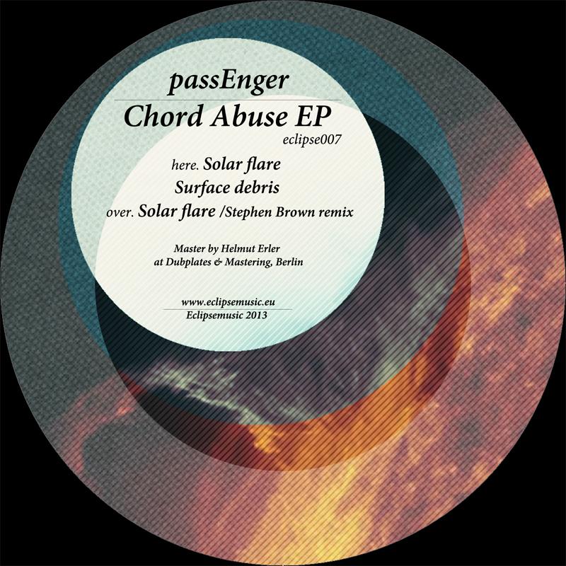passEnger-Chor Abuse EP