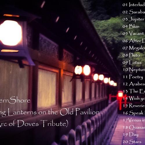 NorthernShore - Glowing Lanterns on the Old Pavilion