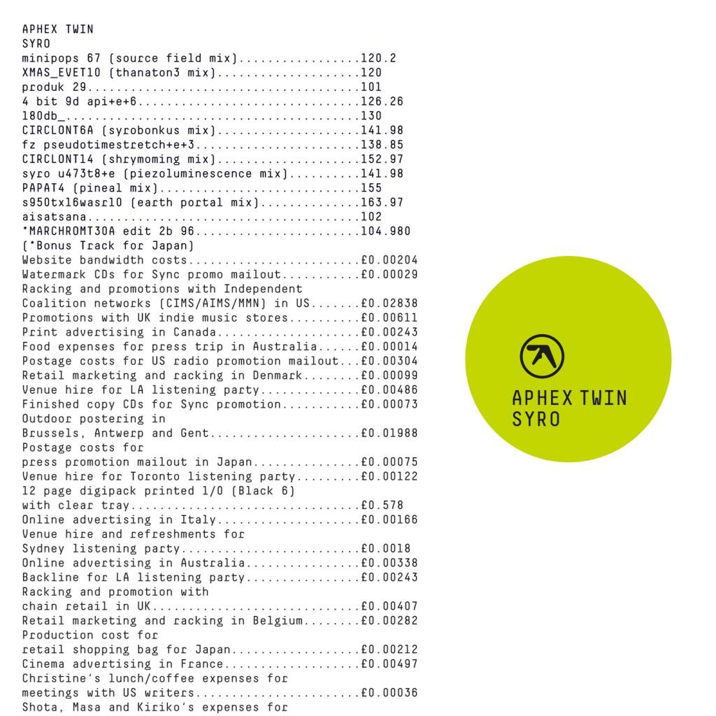 SYRO JAP CD PAKSHT2400_wSticker